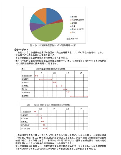事業計画書類画像01