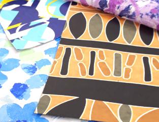 オリジナルプリント布地の企画・販売イメージ1